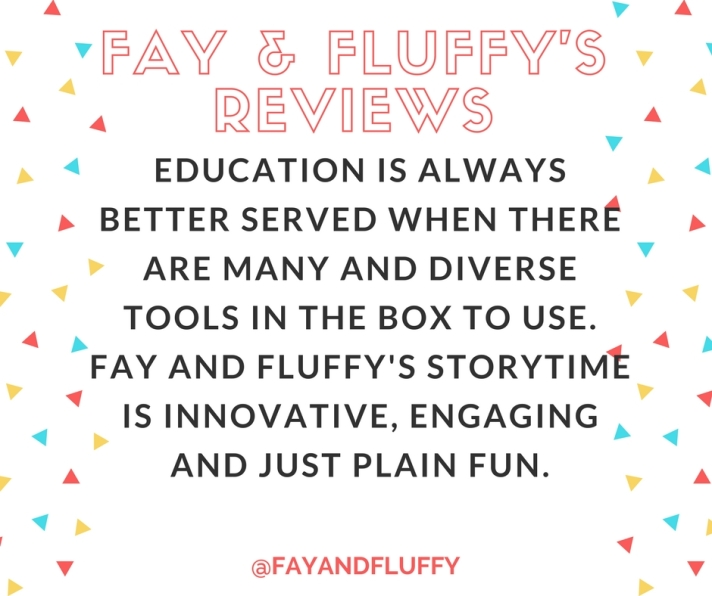 fay & fluffy's review #3 done ig